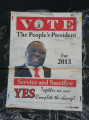 The End of a Road: The 2013 Elections in Zimbabwe