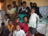 This grandmother is doing her best to raise 20+ grandchildren  in a three-roomed house in Bulawayo [July 2010]