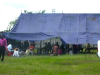 People displaced by political violence from Mbare during February 2011